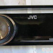 Ремонт магнитолы JVC KD-R45 (замена кнопки)