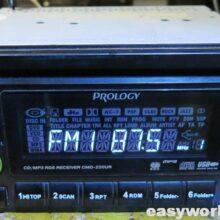 Ремонт магнитолы PROLOGY CMD-220UR (не работают кнопки)