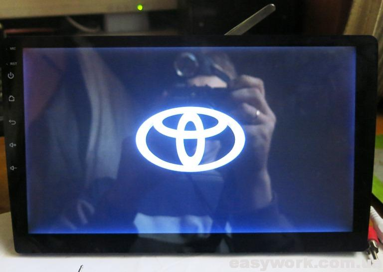 Магнитола Wanqi AllWinner T3 для Toyota Camry
