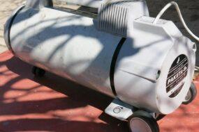 Ремонт пылесоса Ракета-9А (сборка)