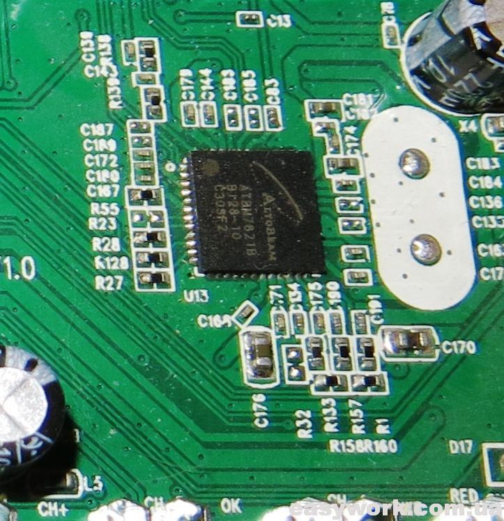 Демодулятор ATBM7821B