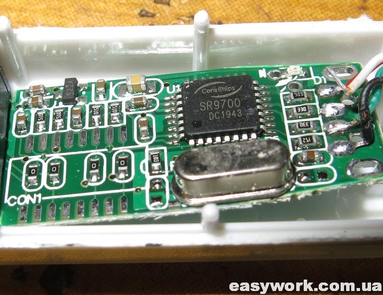 Контроллер SR9700