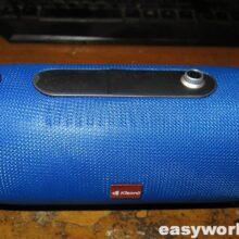Ремонт колонки Kisonli KS-1983 Bluetooth (нет звука)