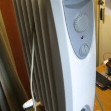 Ремонт масляного радиатора EWT NOC-ECO 15 TLS