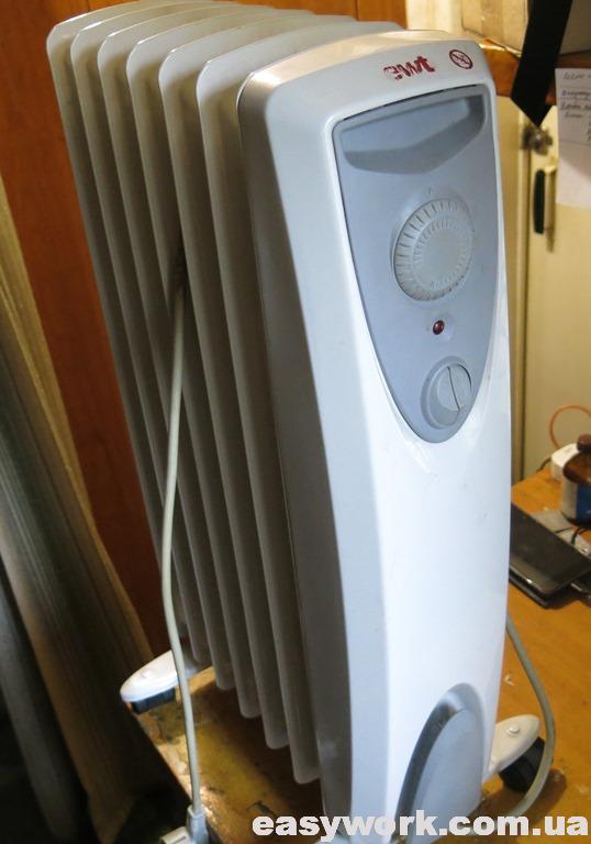 Масляный радиатор EWT NOC-ECO 15 TLS