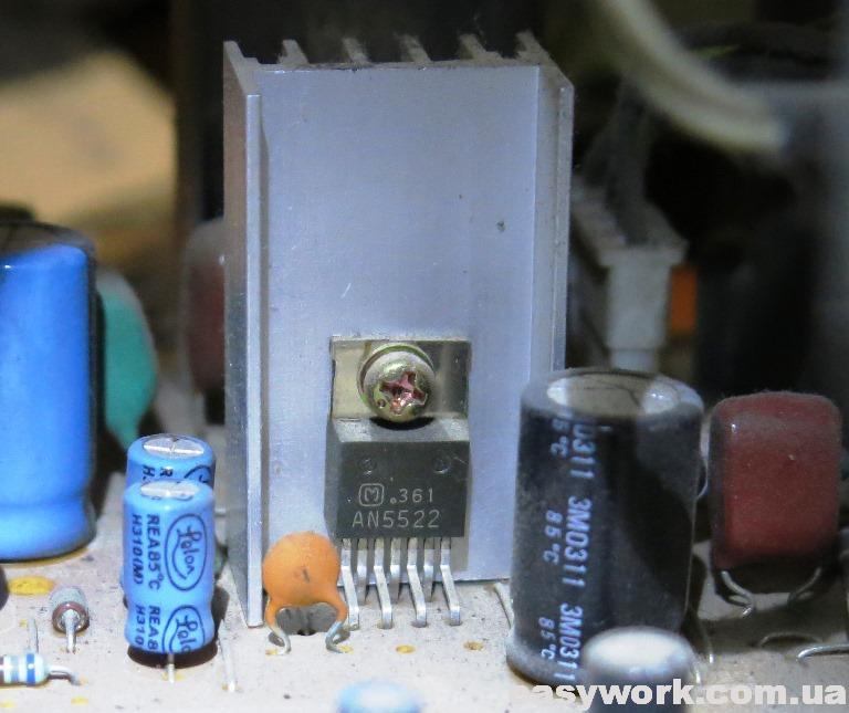 Микросхема AN5522