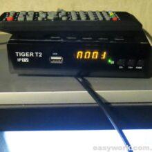 Ремонт тюнера TIGER T2 IPTV (не реагирует на пульт)