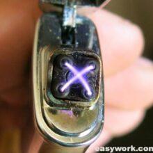 Ремонт дуговой зажигалки USB S6020