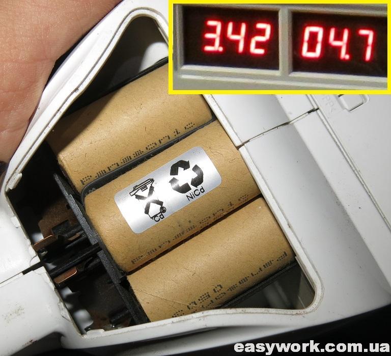 NiCd аккумуляторы (фото 1)