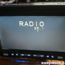 Ремонт магнитолы NONAME с выдвижным экраном